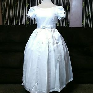 First communion/ flower girl dress